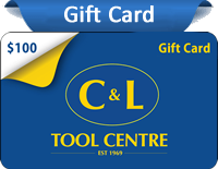 Gift Card - C&L Tool Centre