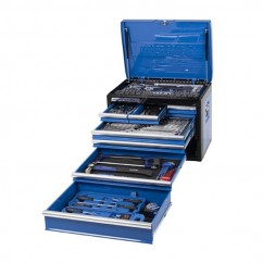 "Kincrome K1219 - 172 PC 7 Drawer Deep 1/4, 3/8 & 1/2"" Drive Evolution Tool Chest  Tool Chests & Trolleys"