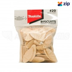 Makita A25047 - 100 Pack 56MM x 23.5MM NO.20 Biscuits