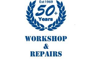 Workshop and Repairs