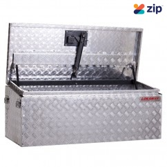 LOKAWAY LOKFT1300A - 1300MM Wide Low Profile Aluminium Safety Box Workshop Tool Boxes & Trolleys