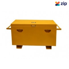 1-11 SITEBG - Lockable Yellow Site Box 1200 x 620 x 710 Ute & Truck Boxes