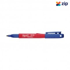 Milwaukee 48223180 - INKZALL Blue Fine Point Markers Markers & Pens