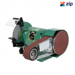 """Abbott & Ashby AA362W8 - 900W 200mm (8"""") Industrial Bench Grinder With 915mm x 50mm Linisher 808440 Bench Grinders"""