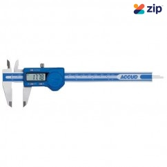 ACCUD AC-111-006-12 - 150mm Dual Scale Economical Digital Caliper Measuring Caliper
