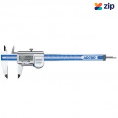 ACCUD AC-112-006-12 - 150mm Coolant Proof IP67 Dual Scale Digital Caliper Measuring Caliper