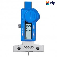 Accud AC-176-001-11 - ( 0-25mm) Digital Depth Caliper Measuring Caliper