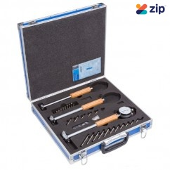 ACCUD AC-251-346-13 - 18-160mm Metric Dial Bore Gauge Set Measuring Level