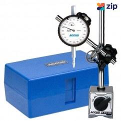 ACCUD AC-280-001-02 - 25mm Magnetic Dial Gauge Base Kit Measuring Caliper