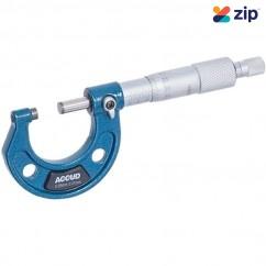 Accud AC-321-001-01 – 0-25mm MetricOutside Micrometer Measuring Caliper