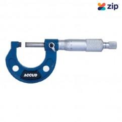 Accud AC-321-002-01 – 25-50mm MetricOutside Micrometer Measuring Caliper