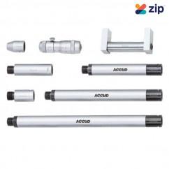 Accud AC-352-024-01 - 50-600 Mm Metric Tubular Inside Micrometer Hand Tools