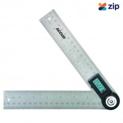 Accud AC-821-012-01 - 300mm 0-360degree Digital Protractor