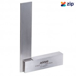 ACCUD AC-845-004-02 - 100x70mm Wide Base Machinist Square Measuring Level