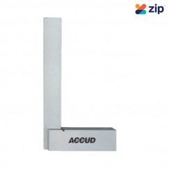 ACCUD AC-845-008-02 - 200x130mm Wide Base Machinist Square Measuring Level