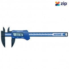 ACCUD AC-117-006-11 - 150mm Plastic Dial Caliper Measuring Caliper