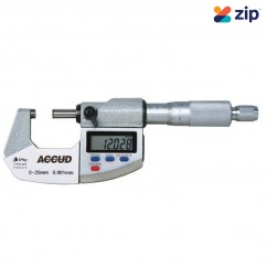 ACCUD AC-313-001-02 - 25mm Coolant Proof Dual Scale Digital Micrometer Micrometers