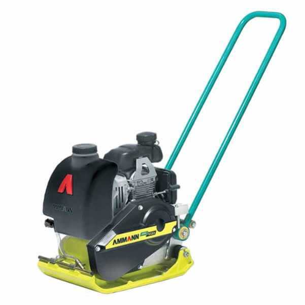 AMMANN APF1033 - 2.2kW 2.9 HP 100Hz Petrol Forward Moving Vibratory Plate  Ramming & Compacting