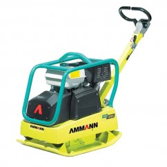 AMMANN APR3020 - 8.6 HP / 6.3 kW Petrol Reversible Vibratory Plate Ramming & Compacting
