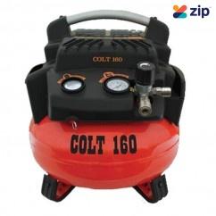 Airco Colt 160 - 240V 1.5HP 24L Tank Single Phase Air Compressor