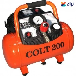 Airco Colt 200 - 240V 1.5HP 12L Tank SIngle Phase Air Compressor