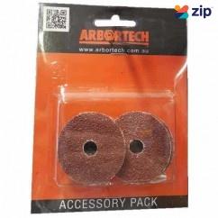 Arbortech MIN.FG.008 - 4 X 40 Grit Mini-Grinder Sanding Pads Arbortech Accessories