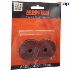 Arbortech MIN.FG.010 - 4 X 80 Grit Mini-Grinder Sanding Pads Arbortech Accessories