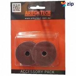 Arbortech MIN.FG.011 - 4 X 120 Grit Mini-Grinder Sanding Pads Arbortech Accessories