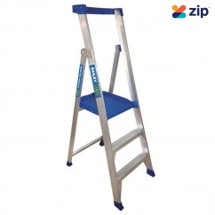 Bailey FS13580 - 0.9m Aluminium P150-3 150kg Platform Step Ladder Step Ladders