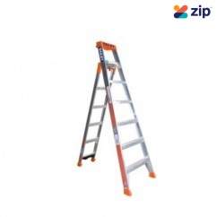 Bailey FS13863 - 2.1m 150Kg Aluminuim SLS Triple Purpose 3 In 1 Ladder Step Ladders