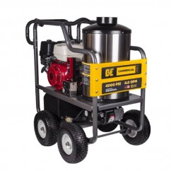 BE 122 HOT4013C-HE - 4.0GPM 4000PSI Heavy Duty Hot Water Pressure Cleaner Hot Water