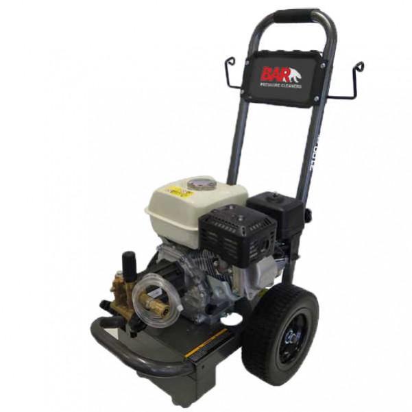 BAR 3065A-H - 3000PSI 6.5Hp Honda Pressure Cleaner