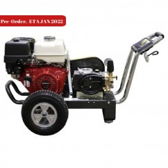 BAR 3513PI-H - 3500PSI 13Hp Belt Drive Pressure Cleaner Petrol