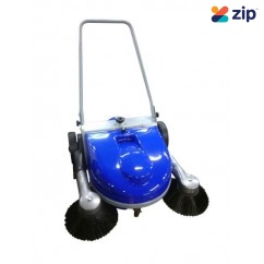 Bar Flash 950 M - Walk-behind Twin Brush Floor Sweeper Sweepers