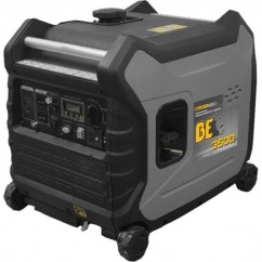 BE G3500I-LE - 3.5kva Deluxe Digital Inverter Generator Generators
