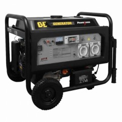 BE G8000-RELT  - 8.0kVa (15HP) 4 Stroke Powerease Generator