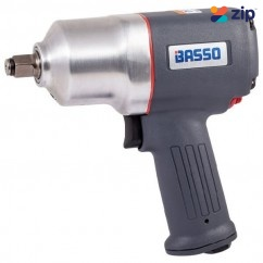 "BASSO BIT260M1 - 1/2"" Twin Hammer Impact Wrench Air Impact Wrenches & Drivers"