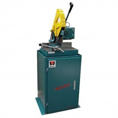 Brobo S350G - 415V 3-Phase 2-Speed Ferrous Metal Cold Saw With Stand 9730030