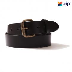 Buckaroo 32RBB - 32mm Black Roller Buckle Belt Belts
