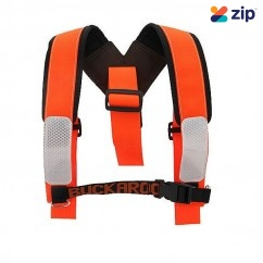 Buckaroo TMH - Orange Shoulder Braces Belts