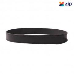Buckaroo VEL32SIZE34 - 32mm Size 34 Black Velcro Brand Fastened Belt Belts