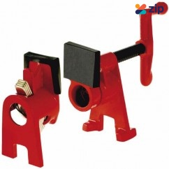 "Bessey BPC-H34 - 3/4"" Pipe Clamp Clamps"