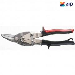 Erdi D16L - Aviation Snip Left and Shape Cut Red Cutting