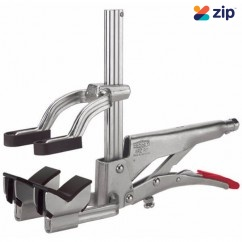 Bessey GRZRO - 110mm All Steel Parallel Action Grip Pliers Pipe Clamp Clamps