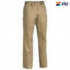Bisley BP6007_BCDR - 100% Cotton Khaki Original Drill Work Pants Others