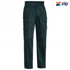 Bisley BPC6007_BGRG- 100% Cotton Bottle Original 8 Pocket Cargo Pants Others