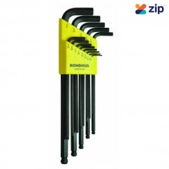 Bondhus 10937 - 13 Piece Hex Key Wrench Set
