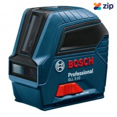 Bosch GLL 2-10 - 10M Self Levelling Professional Line Laser 0.601.063.L100 Lasers - Cross Line & Dot Lasers