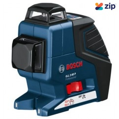 Bosch GLL 2-80 P - 360 Degree Self-Leveling Line Laser 601063204 Lasers - Cross Line & Dot