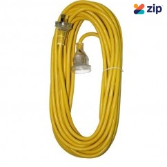 built LEAD05 - 5m 15Amp Cable 10Amp Plug Socket  Extension Lead 190-52-59205